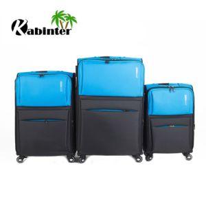 La fábrica China de poliéster Nuevo Juego de maletas Bolsa de viaje Trolley Oxford equipaje con una buena calidad