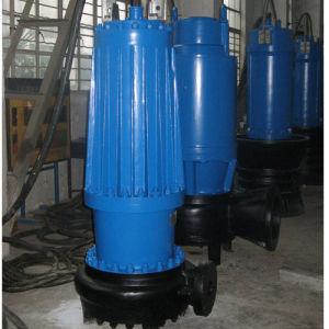 하수 오물과 배수장치를 위한 휴대용 잠수할 수 있는 원심 펌프