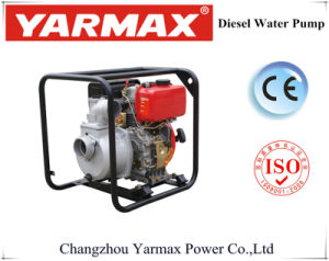 Pompa ad acqua diesel alimentata dal motore diesel a quattro tempi