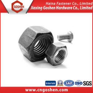 La norme DIN6915 haute résistance structurelle de l'écrou hexagonal lourd 2h