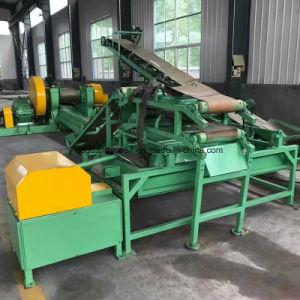 ラインゴム製粉機械をリサイクルする無駄によって使用されるスクラップのタイヤかタイヤ