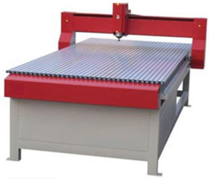 彫版機械(AC-1218)高速CNC機械の広告