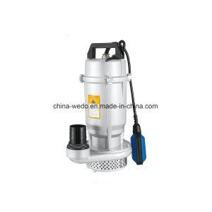 Qdx Multi-Impeller bomba sumergible 1.1kw/1.5HP