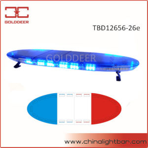 1500mm Ellipse Shape LED Warning Lightbar (TBD12656-26e)