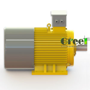 Générateur de flux radial magnétique permanent