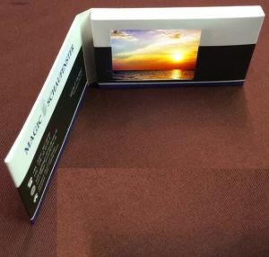 Горячая продажа ЖК-дисплей видео плеер