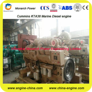 高いEffciency Cummins Kta38-M0-750/Kta38-M0-850の海兵隊員エンジン