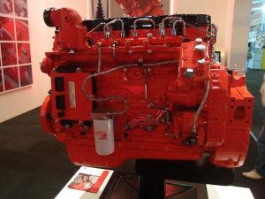136kw 물 Cummins 냉각 차량 디젤 엔진 Isde6.7e3185