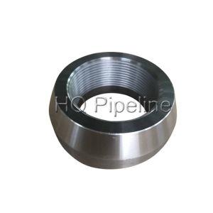 La haute pression ASTM A105 Raccords de tuyaux en acier carbone forgé/sortie filetée