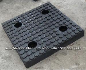 Le convoyeur du caoutchouc et en composite céramique Panneau d'usure pour tuyère doublure d'usure avec revêtement en céramique de la plaque (ZE-TCM)