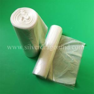 Kundenspezifische hochwertige transparente Poly-LDPE/HDPE Sortierfach-Zwischenlage/Abfall-Beutel