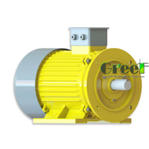 Радиальный поток Pmg 40KW и 50KW и 60KW, 250 об/мин, 300 об/мин, 400 об/мин