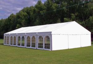 屋外の白PVCファブリック結婚式のイベント党テント