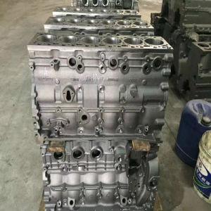 Blocco cilindri del motore di KOMATSU 6D107
