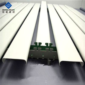 Legering 1100 3003 Vierkante Buis van het Aluminium van de Vorm van 5052 U de Houten