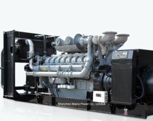 1875kVA 1500kw 비상 전원 영국 엔진 디젤 발전기