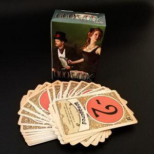 El papel personalizado/Plástico Tarjetas de juego