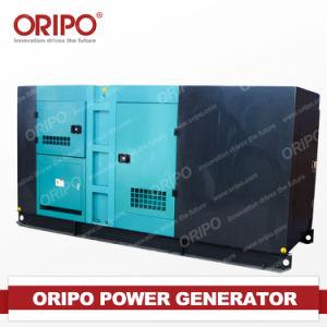 Electric Startの50kVA/40kw 50Hz Low Noise Diesel Generator Set