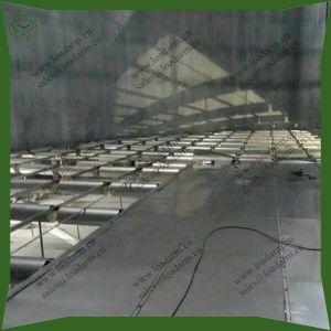 Dak van de Tank van het Schip van de Compartimenten van het drijfvermogen het Interne Drijvende
