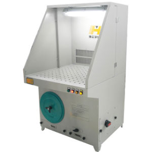Extractor de polvo de vacío de extracción de polvo del filtro de aspiración de polvo Mesa pulido