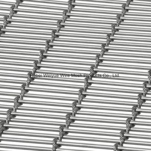 Архитектурные декоративные металлические наружной стены ткань проволочной сеткой