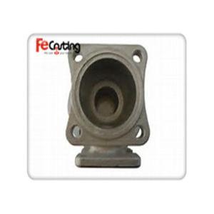 Pezzo fuso di investimento su ordinazione di fabbricazione per le parti di metallo in ghisa grigio