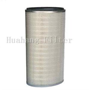 Cartuccia di filtro dell'aria del poliestere di corpi filtranti per i collettori di polveri industriali