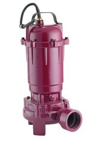 전기 단일 위상 원심 소형 하수 오물 배수장치 더러운 물을%s 잠수할 수 있는 수도 펌프