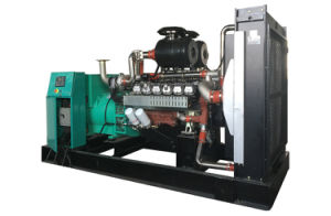 Het Gas van de Aard van de Generator 250kw van de Motor van het gas