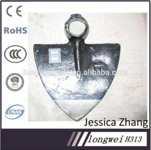 H313 de acero de Ferrocarril de Asia Central la excavación de la azada Sharp Mattock