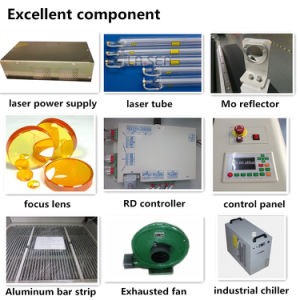 La gravure d'artisanat Board-Laser organique de l'équipement
