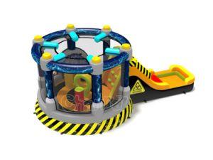 Teletransportador comercial Combo de inflables para niños Chb1160
