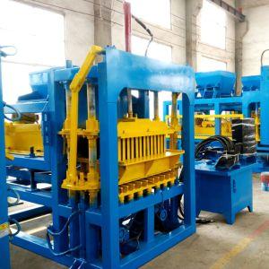Calcestruzzo del lastricatore Qt4-20/cavità/mattone/blocchetto del cemento che fa macchina