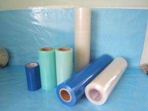 Blanc de haute qualité en noir et blanc PE Film de protection de surface
