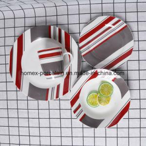 L'ouest de la conception du client défini la vaisselle en céramique