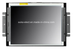 10.4 Moniteur tactile du module de industriels LCD avec châssis ouvert pour le paiement d'affichage de la machine