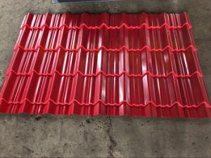 Hot Sale Galzed rouleau de tuiles de haute qualité bâtiment faisant de la construction de la machine de formage