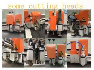 CNC de Digitale Openlucht Scherpe Machine van Producten voor de Scherpe Plotter van de Stof van Leathertextile van de Kleding van de Doek met Ce