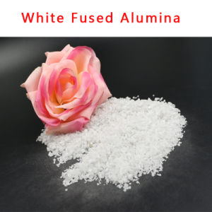 サンドブラスティングの媒体及び研摩剤のための白い酸化アルミニウム