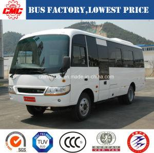 Rhd/LHD off-road 4X4 (Bus Turístico Bus de pasajeros de autobús).