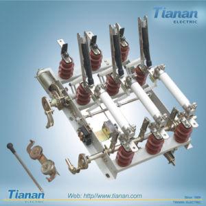Seccionadora sob carga combinação fusível 12kv seccionadora sob carga alta tensão