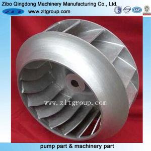 Ventola della pompa del pezzo fuso di investimento in acciaio inossidabile/acciaio al carbonio