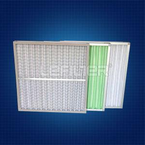 Filter van de Vezel van de Filter van de Plaat van het Stof van het Product G3/G4 van Lefilter de Chemische