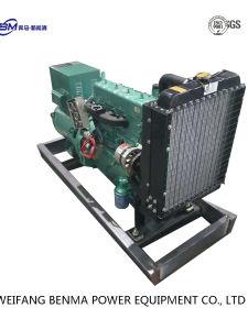새로운 디자인 하이라이트 디젤 엔진 발전기 중국제