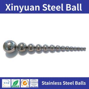 SS304/AISI304 aço inoxidável 304 Ball para pulverizadores G500 3/16 1/8 5/32 polegadas