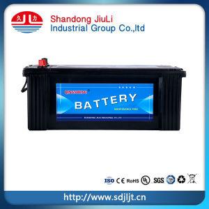 バスのためのN150 150ahのトラック電池の手入れ不要電池
