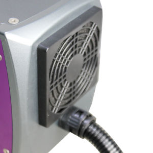 빠른 속도 제품라인 비행 이산화탄소 Laser 조각 기계