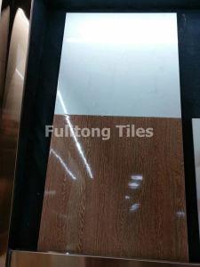 Ceramische Verglaasde Tegel 600X600mm van de Vloer van Inkjet