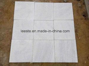 Mattonelle popolari della quarzite di bianco cinese per il