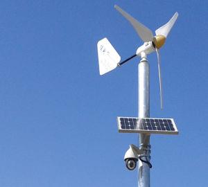 専門の工場高品質400W 500Wの風発電機